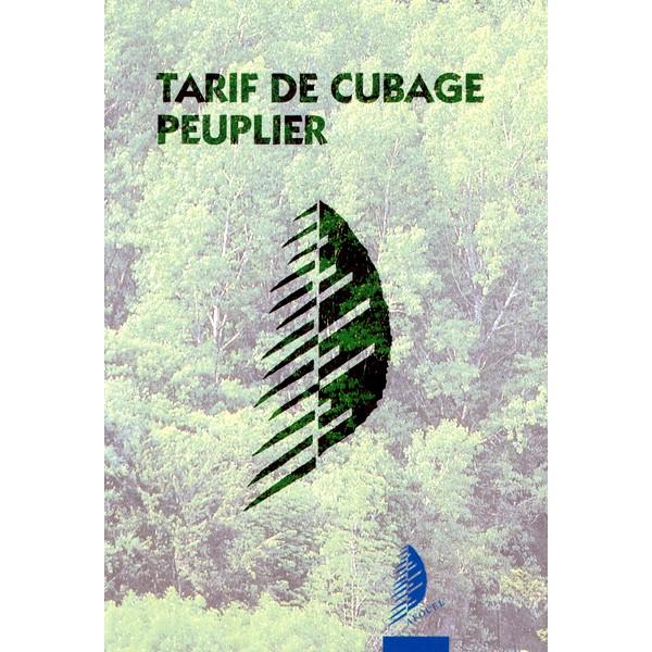 Tarif de cubage peuplierLivre  Guide  Technique du bois ~ Calcul Cubage Bois